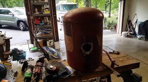 homemade backyard foundry build part1 youtube
