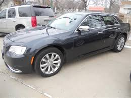chrysler 300 oil light keeps coming on 2017 chrysler 300 series 300c awd sunroof heated leather used