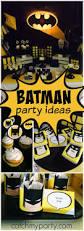 97 best batman party ideas images on pinterest birthday party