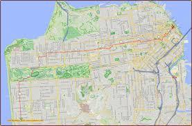 San Francisco Elevation Map San Francisco Bay Area Photo Blog 12 07 14