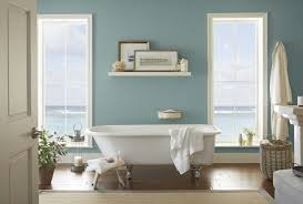 Brilliant Wallpaper In The Bathroom Color Trends For 2018 U0026 The Behr Color Of The Year Behr Paint