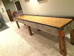 shuffleboard table for sale st louis shuffleboard table shuffleboard shuffleboard table rules pdf
