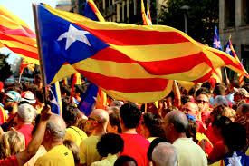 Barcelona Spain Flag Madrid Barcelona And The War Of Spanish Secession