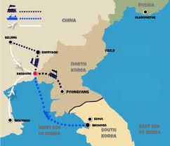 Shenyang China Map by Budget Tours To North Korea