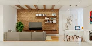 wall interior designs for home brick accent wall interior design ideas inside designs 3