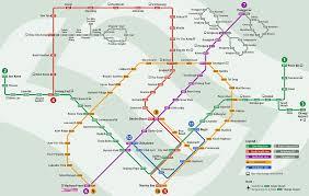 Metro Green Line Map by Github Yangshun Smrt Git Singapore Train Lines Visualized In