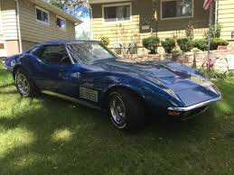corvette stingray 71 71 chevy corvette stingray 454 v8 3 speed 400 auto rwd vinyl 2