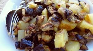 cuisiner des aubergines pommes de terre et aubergines au four la tendresse en cuisine