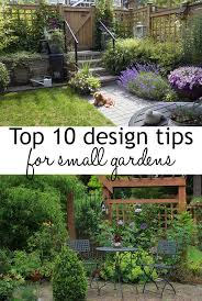 Garden Ideas For Small Spaces Top 10 Tips For Small Garden Design To Transform Your Space