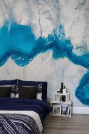 Fototapete Schlafzimmer Blau 3d Tapete Von Murals Wallpaper Für Real Wirkende Wandmotive