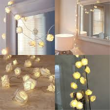 decorative string lights bedroom photos and video
