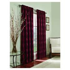 burgundy curtains living room bjhryz com