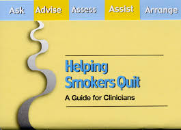 2007 helping smokers quit hsq tobacco free nurses