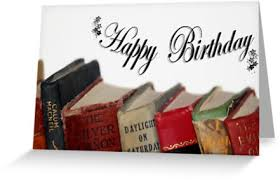 happy birthday book happy birthday card fashioned books posters by