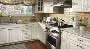 Backsplash Ideas For Kitchens With Granite Countertops Kitchen Pretty Kitchen Countertops White Cabinets Colonial