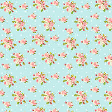 all sizes shabby chic papers small roses blue flickr photo