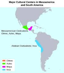 aztec map of mexico the americas us history i os collection