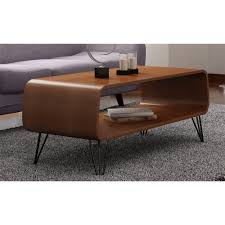 mid century end table palm canyon astro mid century coffee table free shipping today