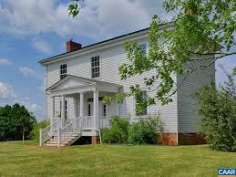 Colonial Farmhouses Virginia Estates For Sale