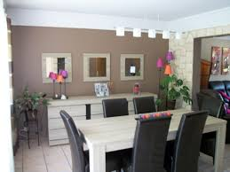 salon salle a manger cuisine idee deco salon salle manger peinture photo decoration cuisine