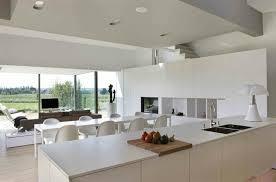 cuisine avec table à manger cuisine avec salle a manger intégrée cuisine en image