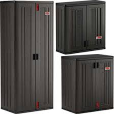 suncast tall storage cabinet cabinets plastic suncast commercial plastic storage cabinets