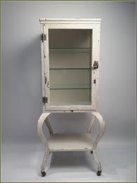 Old Metal Kitchen Cabinets Antique Metal Medical Cabinet Antique Furniture