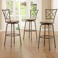 bar stools that swivel swivel bar stools kitchen dining room furniture the home depot