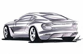 bentley exp 10 bentley exp 10speed6 broken down in custom sketch photo u0026 image