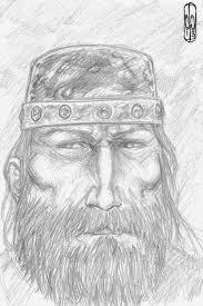 viking anglo saxon hairstyles drawn viking anglo saxon pencil and in color drawn viking anglo