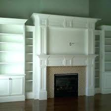 built in cabinets around fireplace built ins around fireplace built in bookcases around fireplace best