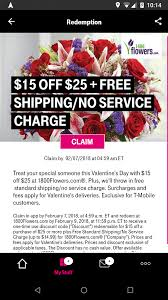 free shipping flowers expired t mobile tuesdays 15 25 free shipping frequent