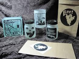 halloween luminaries assorted halloween vinyl decals diy luminaries or glass blocks