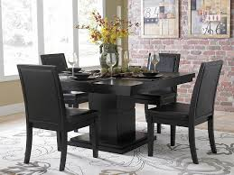 Contemporary Dining Room Tables Amazon Com Cicero 5 Piece Dining Table Set By Home Elegance In