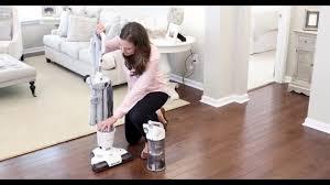 Laminate Flooring Vacuum El7201 Proswivel All Floors Upright Vacuum With 180 Easysteer