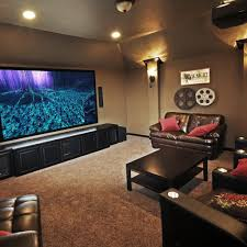 design home theater room online kc metro midcentury living room kansas city by row homes 1920s