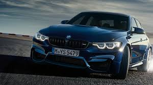 car bmw 2018 2018 bmw m3 revealed with discreet facelift
