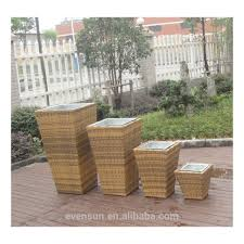 rattan planter boxes rattan planter boxes suppliers and