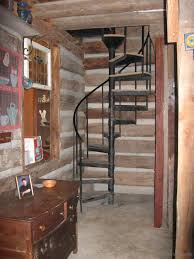Iron Home Decor by Decor Small Spiral Staircase For Sale In Black Staining For Home