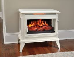 Electric Fireplace Stove Comfort Smart Jackson Infrared Electric Fireplace Stove With