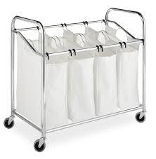 sterilite wheeled laundry hamper fresh big laundry basket on wheels 19661