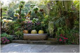 Vegetable Garden In Pots backyards appealing garden design with beautiful backyard park