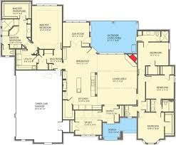 plan 100008shr european house plan with sun room european house
