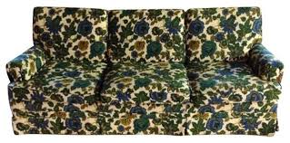 Floral Couches Ethan Allen Vintage Floral Sofa 1 200 Est Retail 400 On