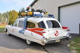 cadillac hearse ambulance limousine ecto 1 for sale in