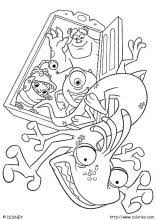monsters inc coloring pages boo monsters inc coloring pages on coloring book info