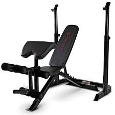 marcy club deluxe mid size bench mkb 869 quality strength products