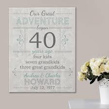 1st anniversary gift for him anniversary gift ideas for him personal creations