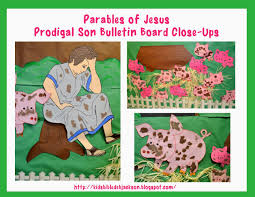 bible fun for kids parables of jesus vbs day 2 the prodigal son