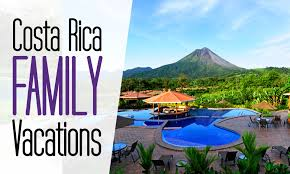 Best Family Vacations Best Family Vacation In Costa Rica